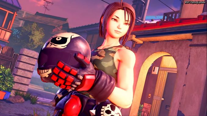 Street Fighter V spring update gives first look at Rival Schools' Akira