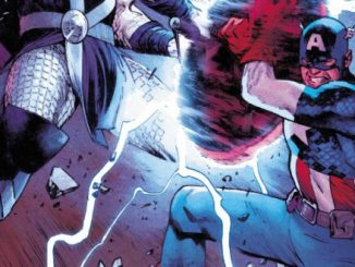 "Thor begins new ""Revelations"" arc, promising a battle with Captain America"