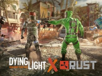 The Dying Light and Rust crossover event is now live