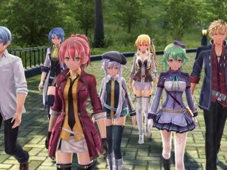 Trails of Cold Steel IV review -- A fine conclusion