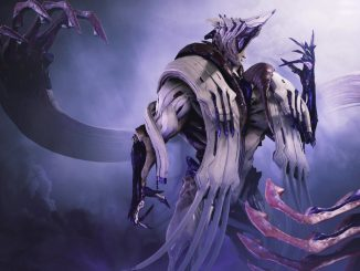 Warframe unveils the deadly abilities of Sevagoth in Call of the Tempestarii