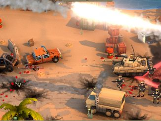 Warpips bring pixelated warfare to Steam Early Access