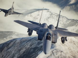 """Ace Combat 7 """"experimental"""" DLC brings back three aircraft and new skins"""