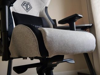 Anda Seat T-Pro 2 gaming chair review — Another gaming throne