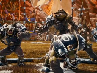 The Black Orcs are getting a team in Blood Bowl 3, watch 'em throw down