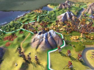 Civilization VI April free update adds three units to the New Frontier Pass