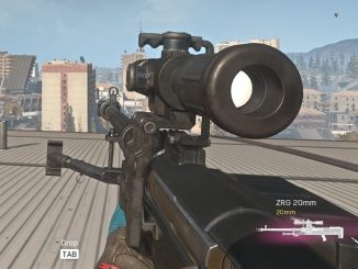 How to unlock the ZRG 20mm sniper rifle in Black Ops Cold War