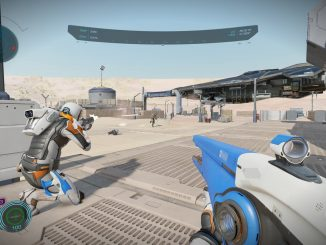 Odyssey alpha Phase 2 features deathmatches