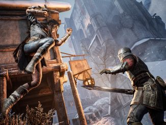 Outlaws & Legends gameplay features frag grenades and more