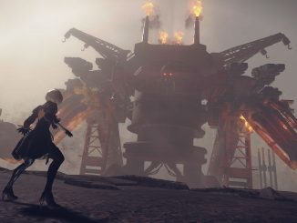 Automata upgrade patch is finally coming to Steam, four years late