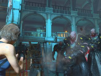 Another Resident Evil Re:Verse open beta is live today