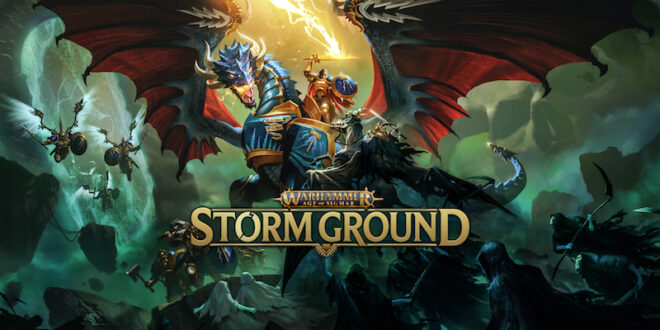 Warhammer Age of Sigmar: Storm Ground debuts its playable factions