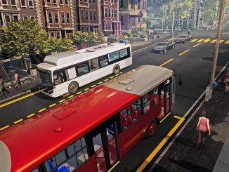 Bus Simulator 21 shows off new multiplayer mode in gameplay trailer