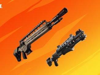 Two modern weapons return to Fortnite in latest update