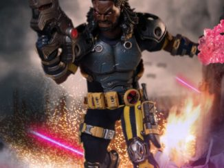 The X-Men's Bishop finally hits pre-order for Mezco's One:12