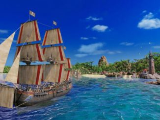 Yarrr, Port Royale 4's Buccaneers DLC is coming up this month