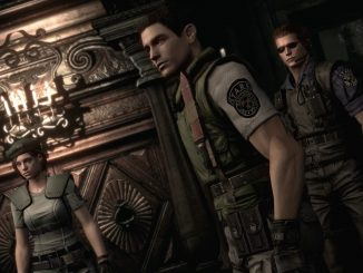 The history of Chris Redfield part one: The early years