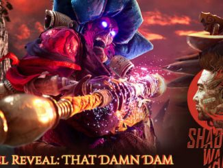 The latest look at Shadow Warrior 3 takes you to that Damn Dam