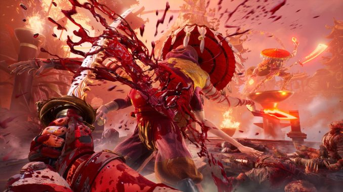 Shadow Warrior 3 trailer gives new glimpse at Dam mission