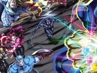 Tech-On Avengers brings high-tech action to Marvel Comics this August