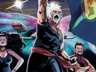 Star Trek goes to the Mirror Universe for comic maxi-series