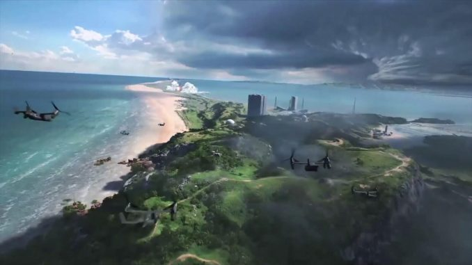 Leaked Battlefield 6 images hint that an official reveal will arrive soon