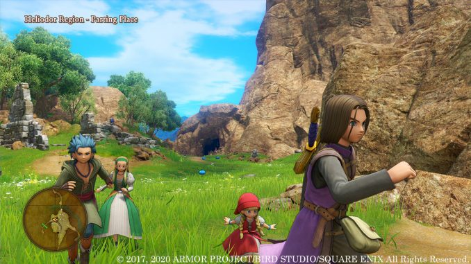 Dragon Quest 35th Anniversary stream coming later this month