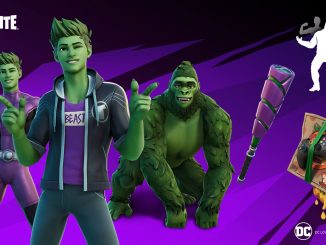 Beast Boy is the next DC character heading to Fortnite