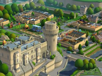 Two Point Campus, from the makers of Two Point Hospital, gets leaked