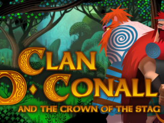 E3 2021 Trailer: Clan O'Conall and the Crown of the Stag slices Celtic folklore on PC today