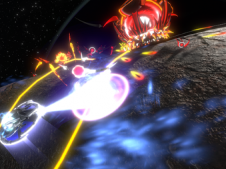 Trailer: Curved Space now shooting up consoles