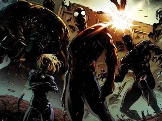 Marvel's heroes descend into darkness this September