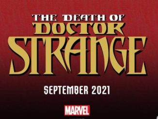 Dr. Strange to meet his fate this fall in Marvel Comics