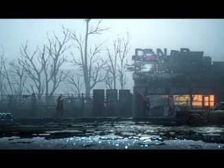 Debut trailer for Replaced, a cyberpunk platformer, shown at E3