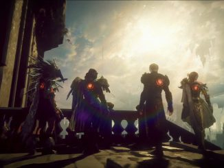 More Babylon's Fall shown at E3, revealed to be a live-service game