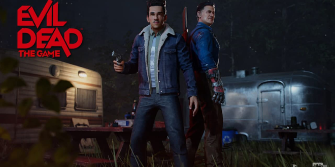 Here's your first look at the upcoming Evil Dead: The Game