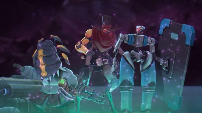 Endless Dungeon gets gameplay trailer showing off action
