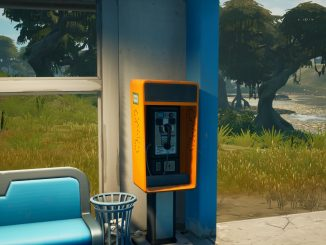 All Fortnite payphone locations in Season 7 where you can accept Quests