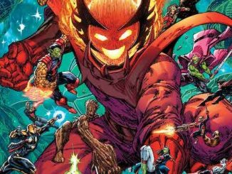 Marvel dives into mini-event with Dormammu in Guardians of the Galaxy