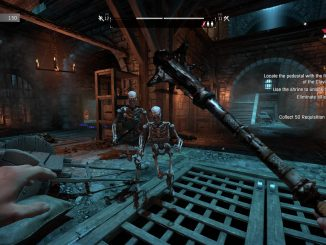 Hellraid update adds new story mode today