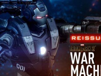 Hot Toys' Iron Man 2 reissues continue with War Machine