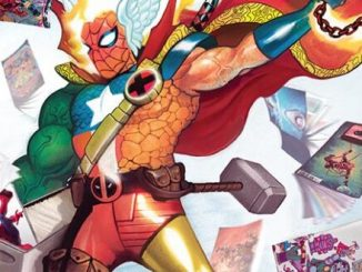 Marvel Comics: The Variant Covers (Book) Review