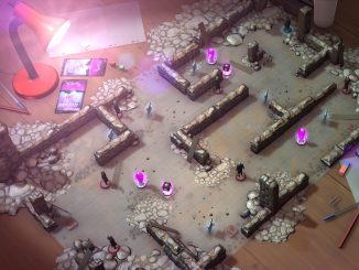 Reptilian Rising is a game that blends Robot Chicken inspirations and squad tactics