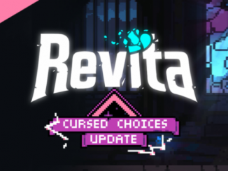 """Trailer: PC Roguelite Revita gets new """"Cursed Choices"""" update"""