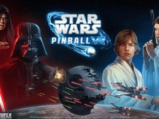Trailer: Star Wars Pinball VR expands with new Droids Table