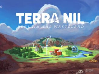 Trailer: Terra Nil builds its city, but kind of in reverse