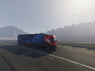 Truck Driver review — Plastic wheels, cardboard chassis