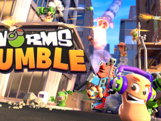Trailer: Worms Rumble wriggles onto Switch and Xbox platforms