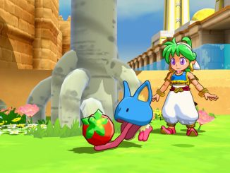 Asha in Monster World review -- Have a heart