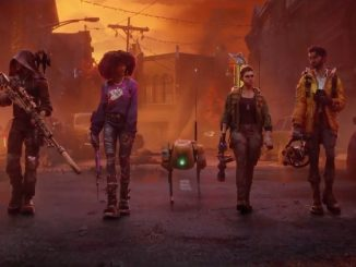 Arkane's next game is Redfall, a co-op shooter with vampires and a cute robot